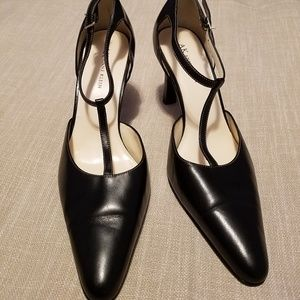 AK  ANNE KLEIN  WOMEN'S   BLACK   SHOE   SIZE  10M